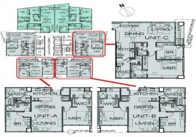 2 Bedrooms, Apartment, For sale, 2 Bathrooms, Listing ID 1025, Philippine,